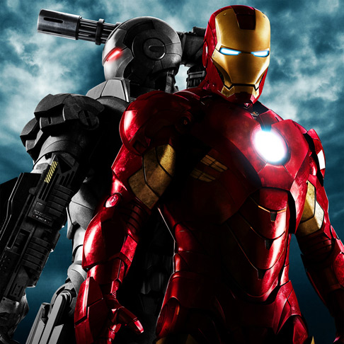 Iron Man 2…