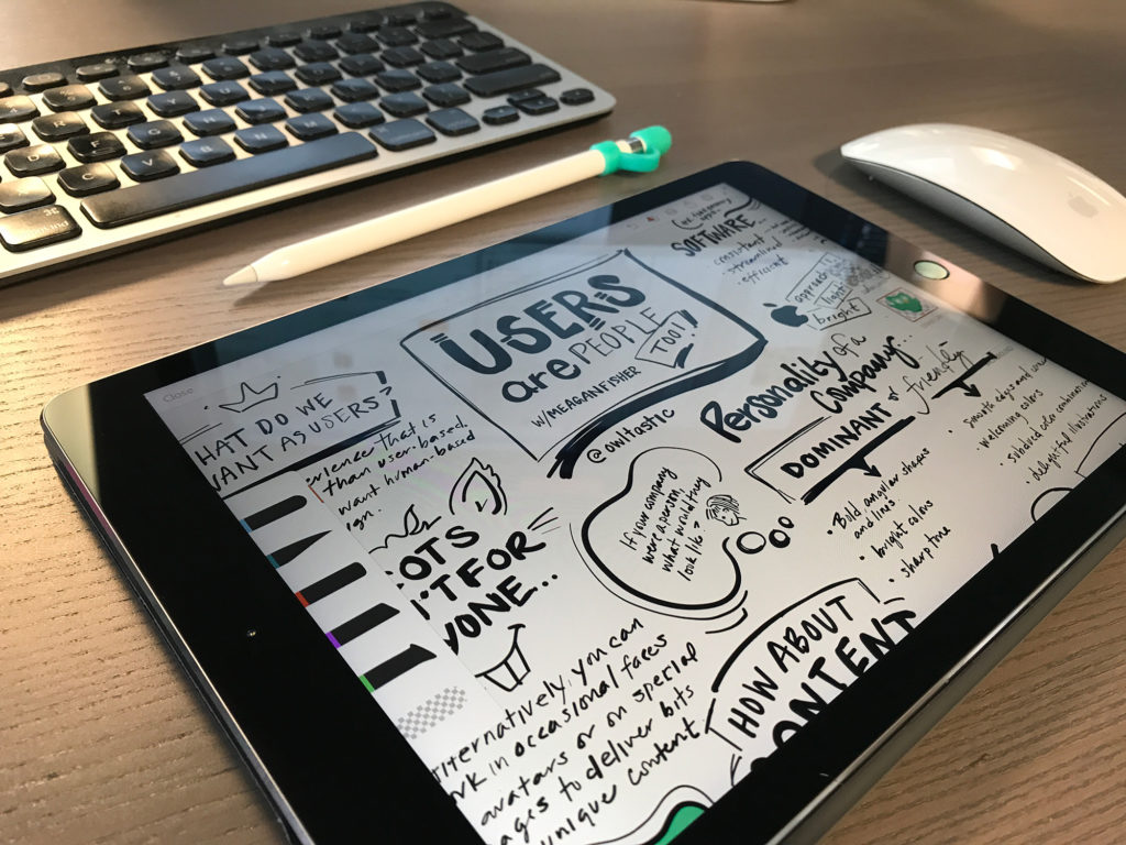 Sketchnotes: Could you be getting more out of your note taking?