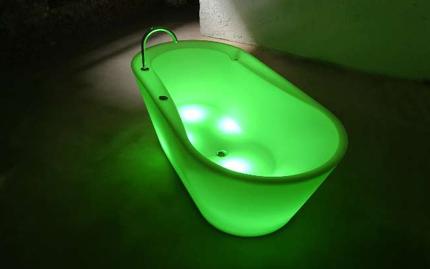 My dream tub.