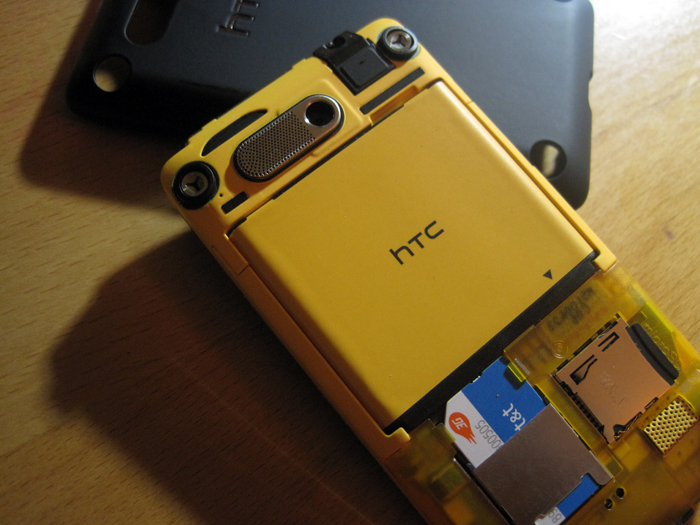 Feature: My Decision to Purchase the HTC Aria
