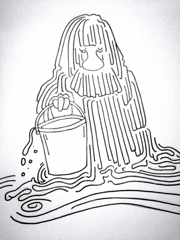 The Wassergeist
